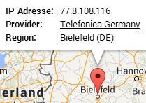 2014-06-12 10_34_14-77.8.108.116 - IP-Adresse - utrace - IP-Adressen und Domainnamen lokalisieren